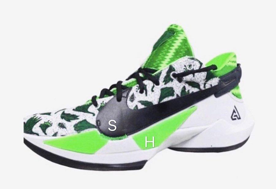 Nike Zoom Freak 2 Leak