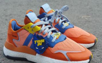 Ninja adidas Nite Jogger Orange Release Date Info