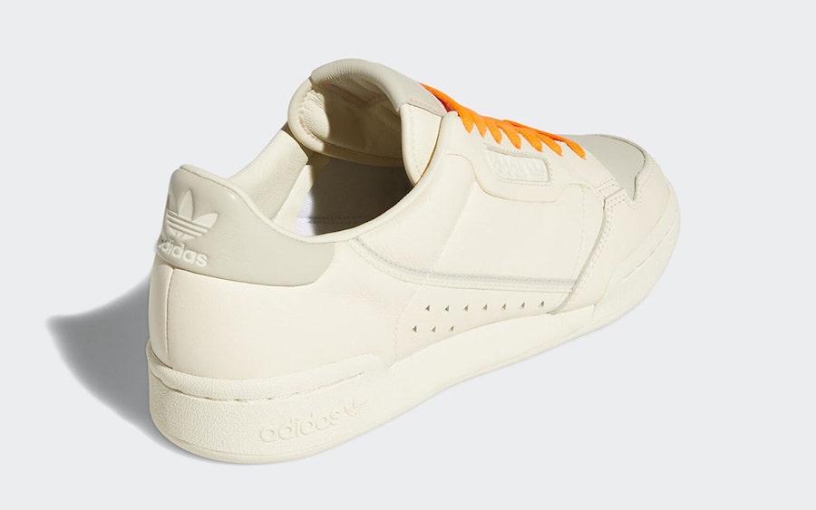 Pharrell Williams adidas Continental 80 FX8002 Release Date Info