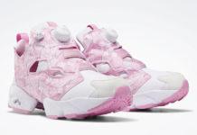Reebok Instapump Fury Pink White EH0971 Release Date Info