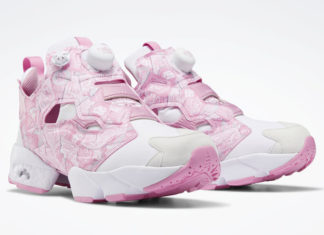 Reebok Instapump Fury Pink White EH0971 Release Date Info