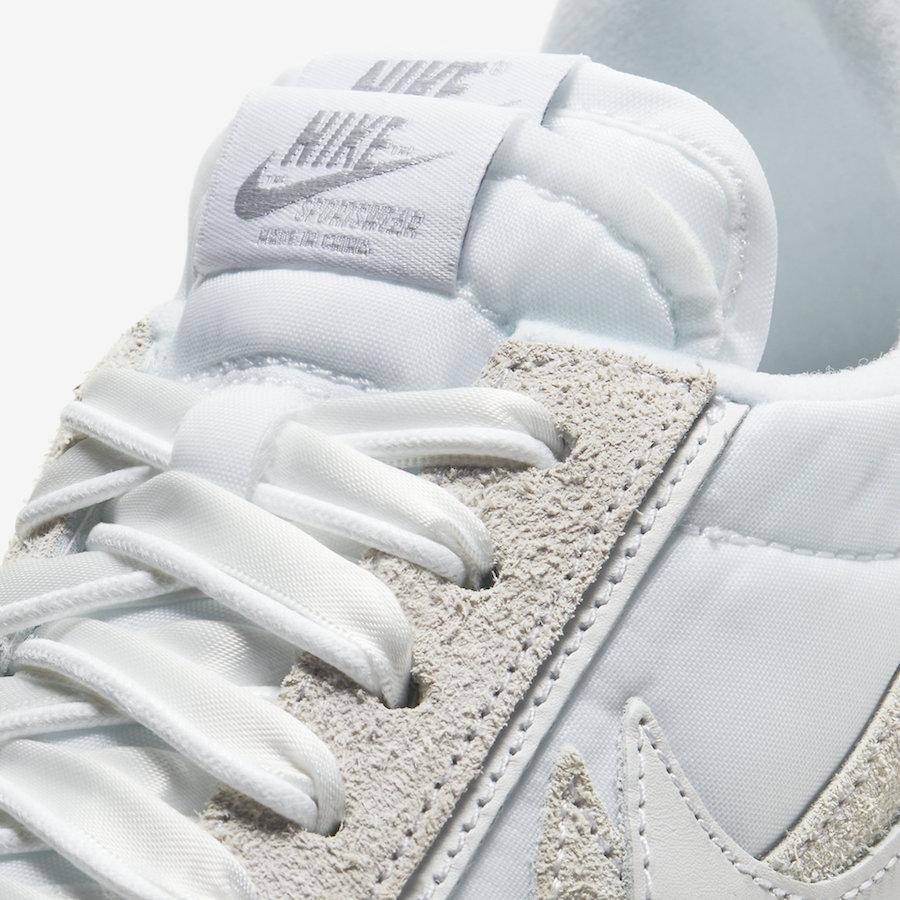 sacai Nike LDWaffle White Nylon BV0073-101 Release