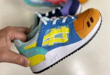 Sean Wotherspoon atmos Asics Gel Lyte III Kids Sizes