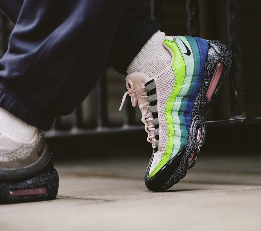size? Nike Air Max 95 Release Date