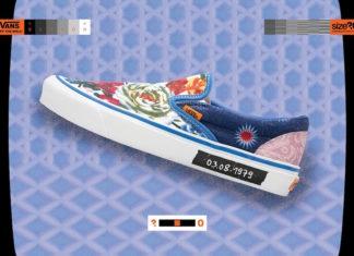 size? Vans Slip-On New Wave Release Date Info