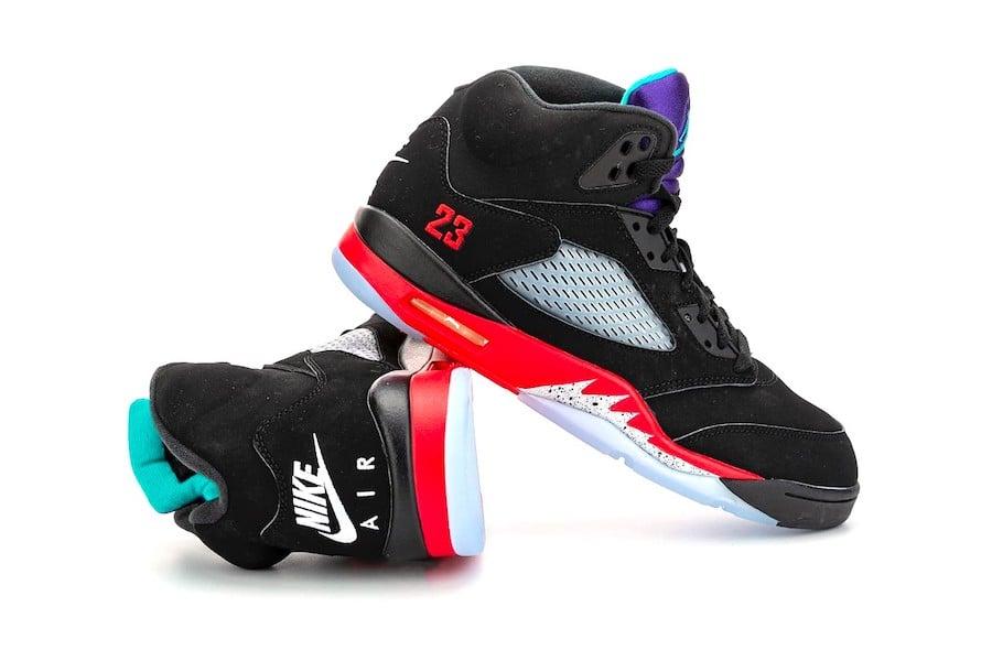 Top 3 Air Jordan 5 Release Info