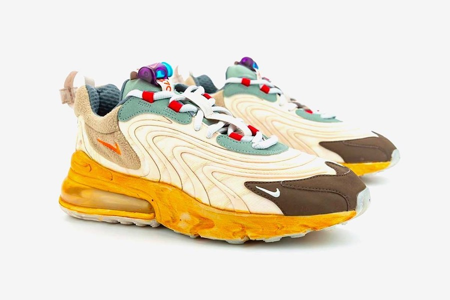 Travis Scott Nike Air Max 270 React Release Info