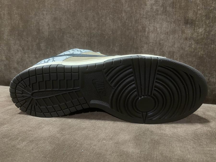 Travis Scott Nike SB Dunk Low Sample 2020 Release Date