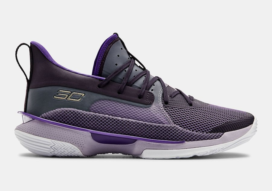 Under Armour Curry 7 International Womens Day Release Date Info