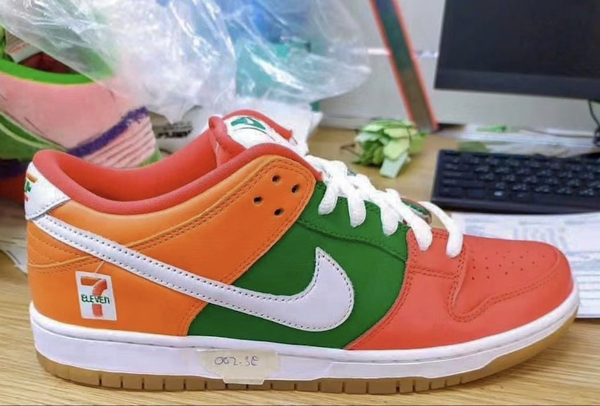 7-Eleven Nike SB Dunk Low
