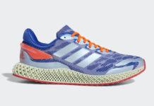 adidas 4D Run 1.0 Glory Blue FW1231 Release Date Info