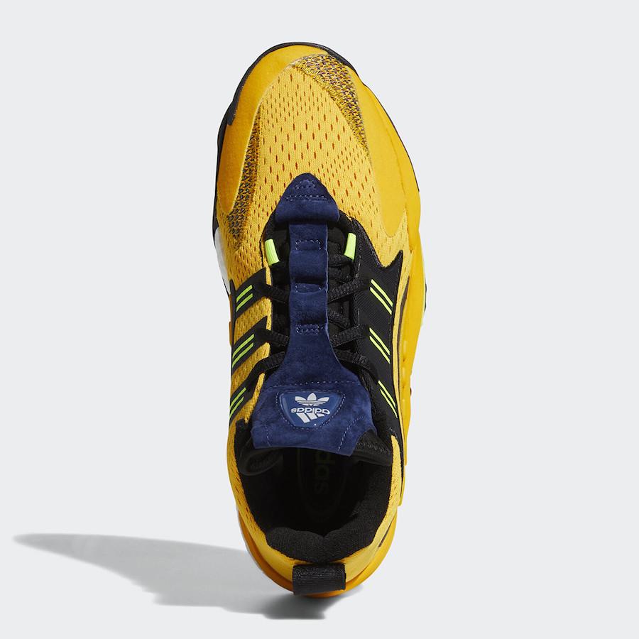 adidas Crazy BYW X 2.0 Michigan Collegiate Gold EF6947 Release Date Info