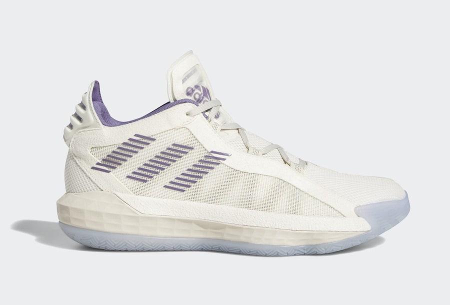 adidas Dame 6 Tech Purple FU9448 Release Date Info