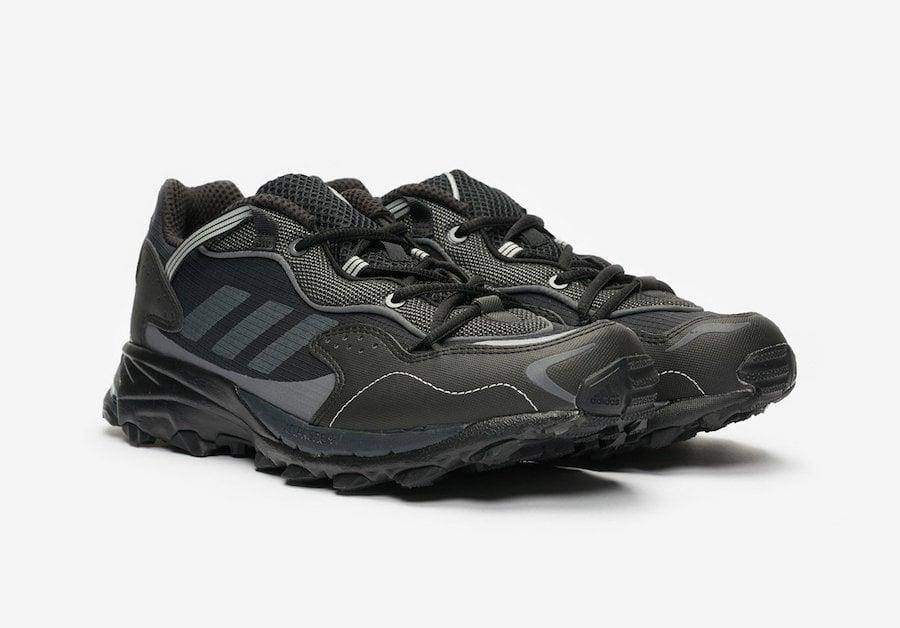 adidas Gardening Club 2.0 Response HoverTurf Black FX4153 Release Date Info