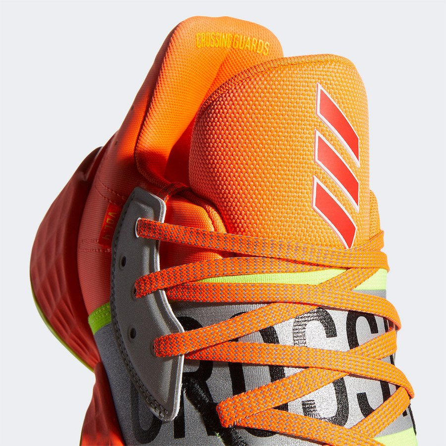 adidas Harden Vol. 4 Crossing Guards FX2095 Release Date Info