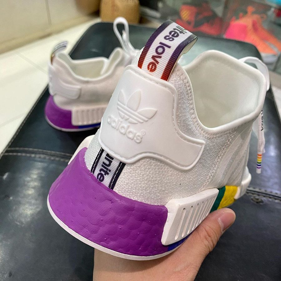 adidas NMD R1 Pride FY9024 Release Date Info