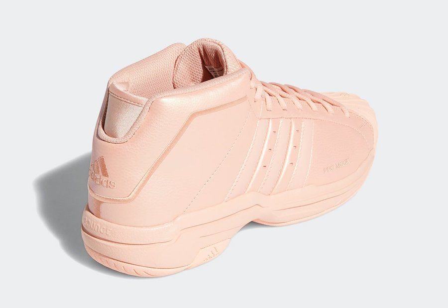adidas Pro Model 2G Easter Glow Pink EH1951 Release Date Info