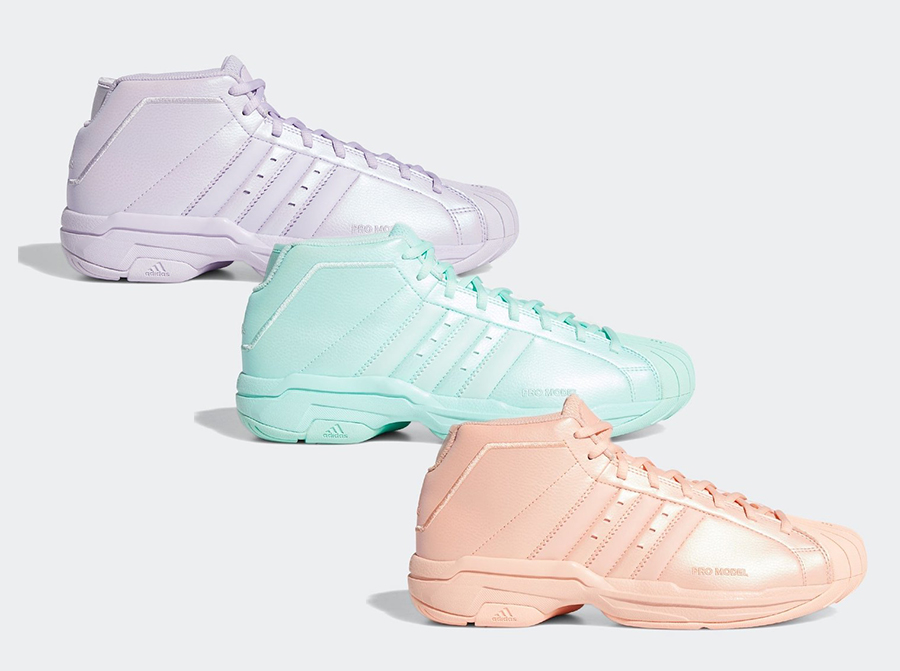 adidas Pro Model 2G Easter Pack