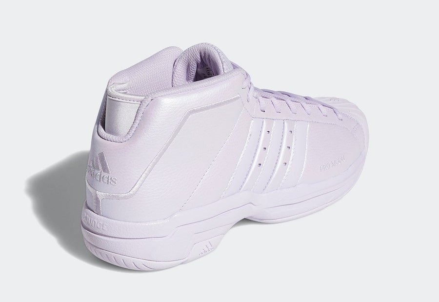 adidas Pro Model 2G Easter Purple Tint EG2484 Release Date Info