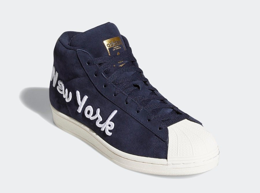 adidas Pro Model New York FV4497 Release Date Info