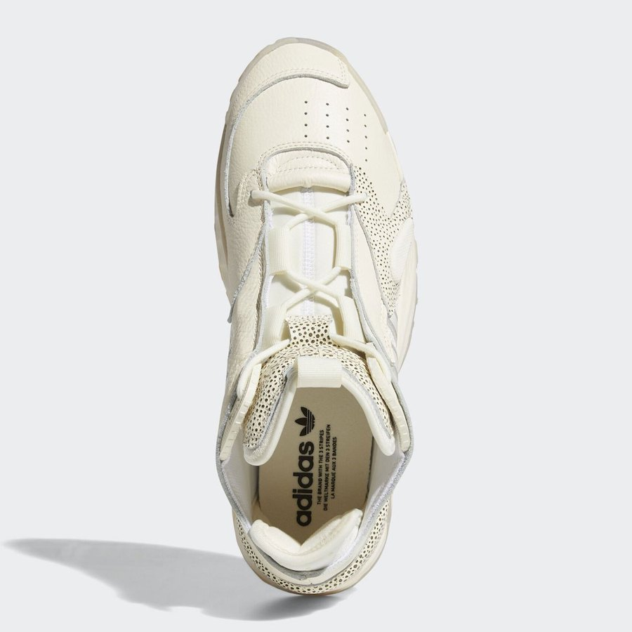 adidas Streetball Cream White EF6995 Release Date Info