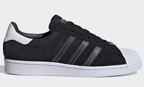 adidas Superstar B-Side Black White Gold Release Date
