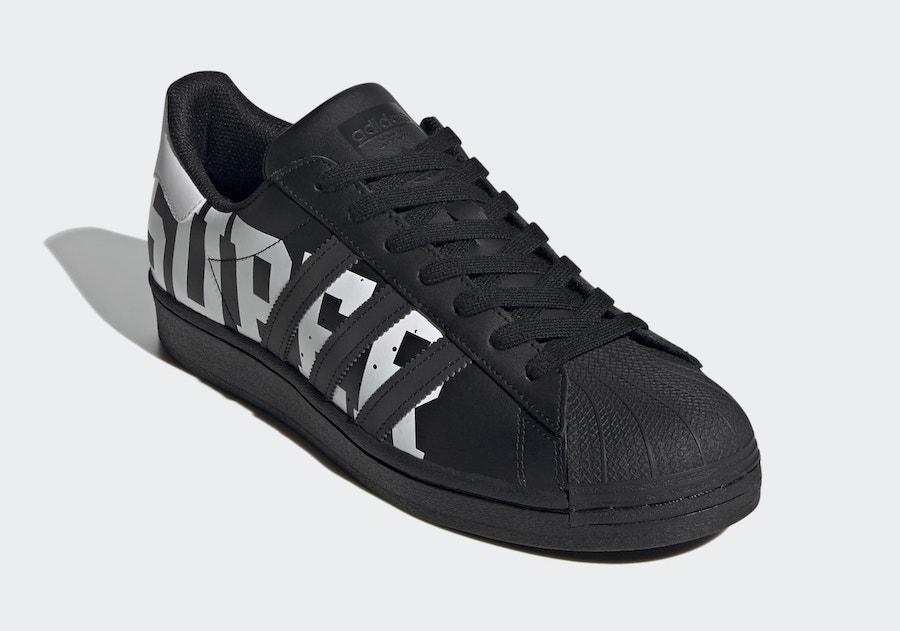 adidas Superstar Black White FV2817 Release Date Info