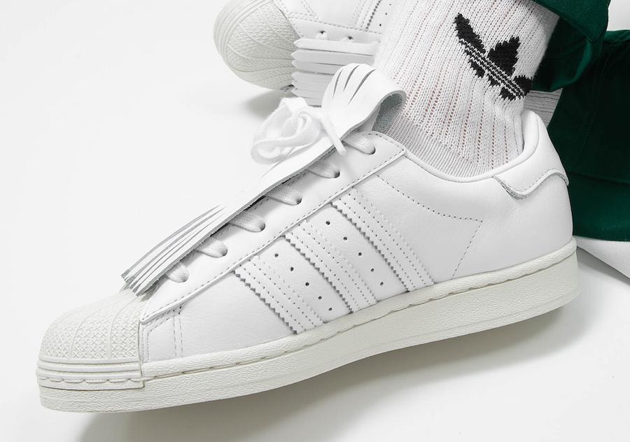 adidas Superstar Fringe Kiltie FV3421 Release Date Info