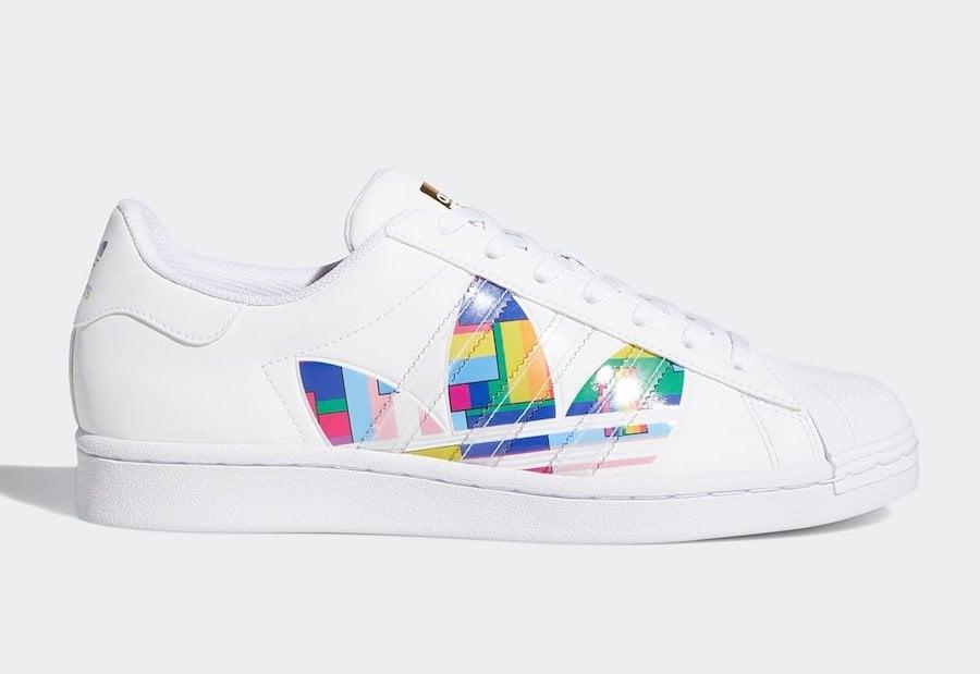 adidas Superstar Pride FY9022