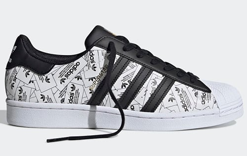 adidas Superstar Reflective Labels Release Date