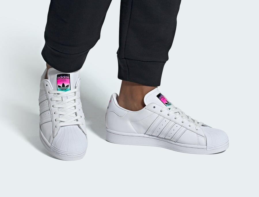Mensajero A gran escala Alérgico  adidas Superstar South Beach FX3511 Release Date Info | SneakerFiles