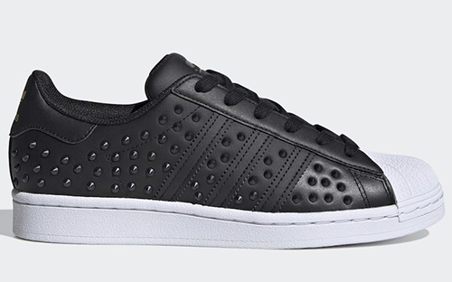 adidas Superstar Studded Black White Release Date