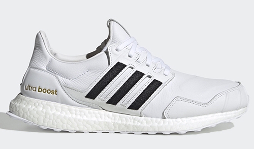 adidas Ultra Boost DNA Leather White Black Release Date