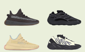 adidas Yeezy April 2020 Release Dates
