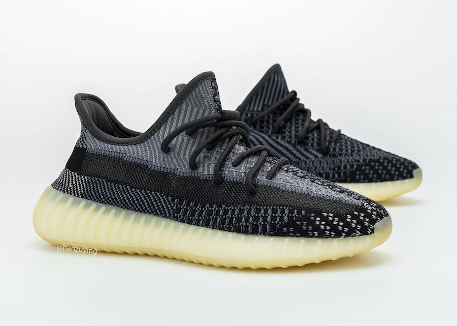 adidas Yeezy Boost 350 V2 Carbon Asriel