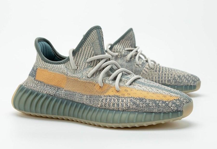 adidas Yeezy Boost 350 V2 Israfil FZ5421 Release Date Info
