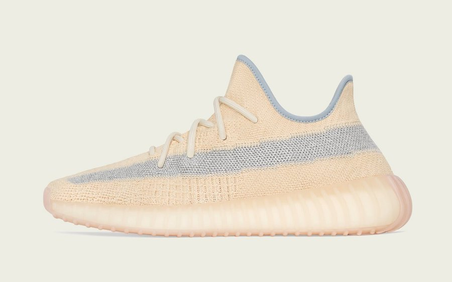 adidas Yeezy Boost 350 V2 Linen FY5158 Release Details