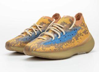 adidas Yeezy Boost 380 Blue Oat Q47306 Release Date