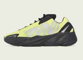 adidas Yeezy Boost 700 MNVN Phosphor FY3727 Release Date