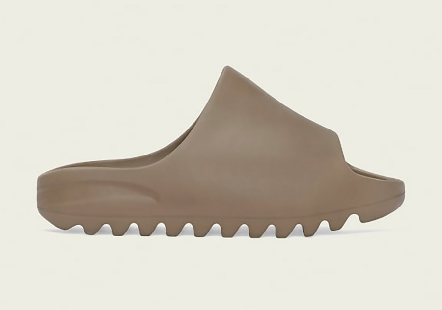 adidas Yeezy Slide Earth Brown Kids