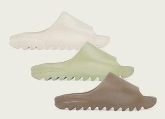 adidas Yeezy Slides Earth Brown Resin Bone Release Date Info
