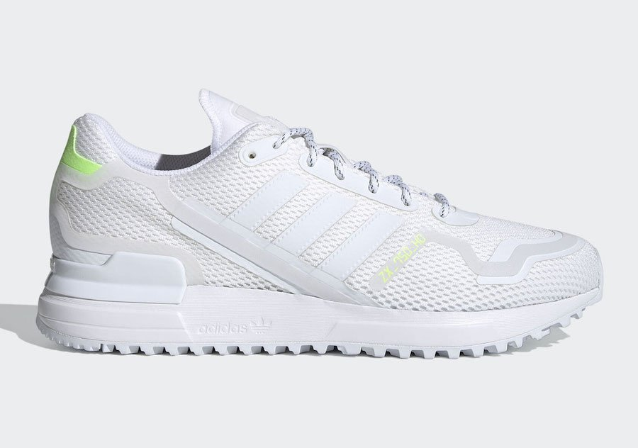 adidas ZX 750 HD White Signal Green FV8490 Release Date Info