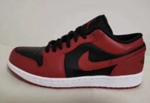 Air Jordan 1 Low Varsity Red Release Date Info