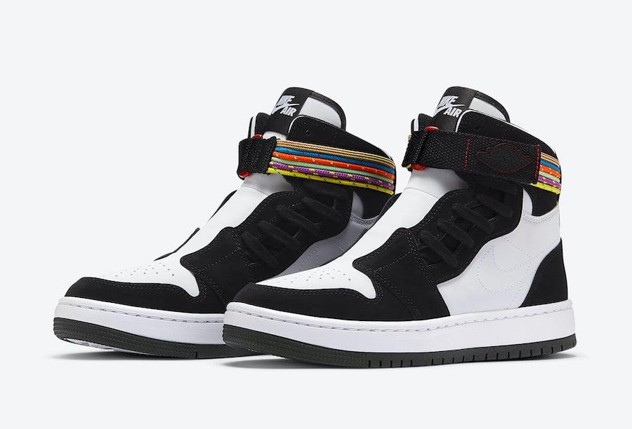 Air Jordan 1 Nova XX Black White Multicolor AV4052-003 Release Date Info