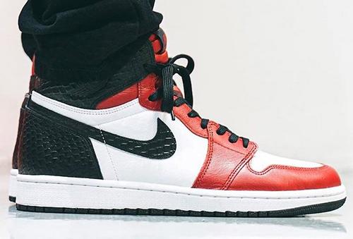 Air Jordan 1 Satin Snake Release Date