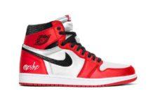 Air Jordan 1 Satin Snakeskin WMNS CD0461-601 Release Date Info
