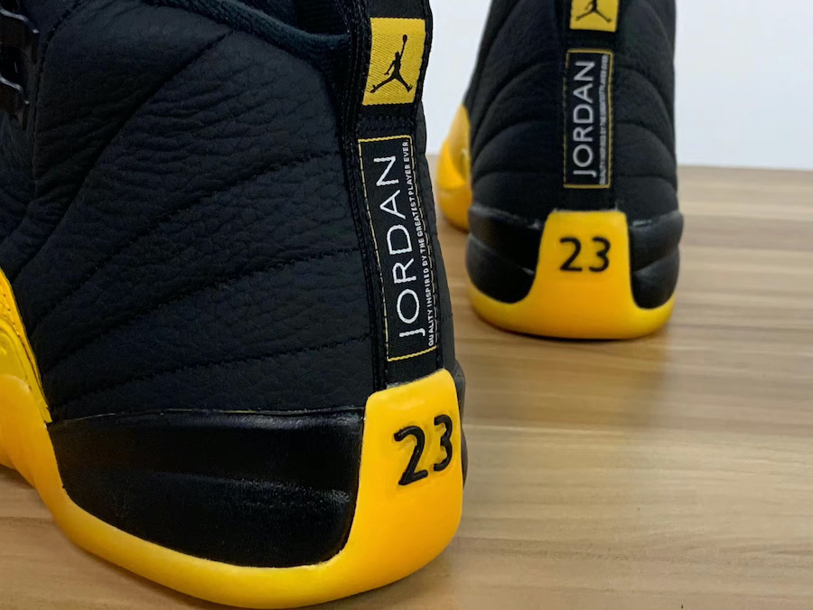 Air Jordan 12 University Gold 130690-070 2020 Release Info