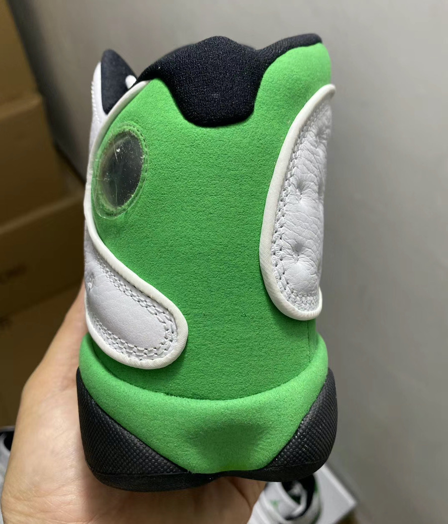 Air Jordan 13 Lucky Green DB6537-113 Release Date