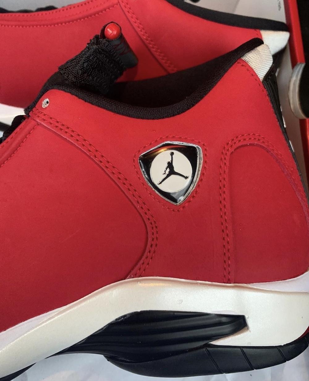 Air Jordan 14 Toro Gym Red 487471-006 Release Date