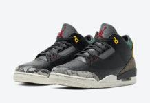 Air Jordan 3 Animal Instinct 2 CK4344-001 Release